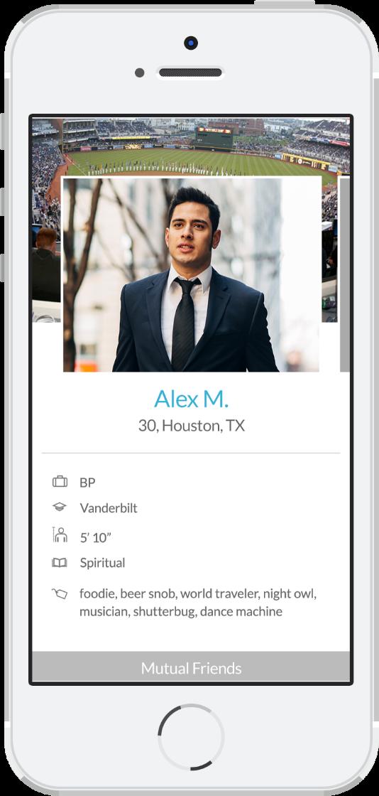 Profile Quality on Hinge App
