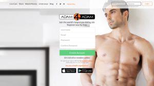 Sign Up Process adam4adam
