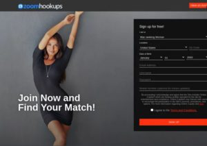 zoomhookups main page